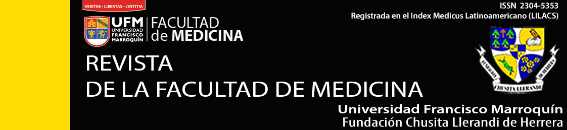 UFM Revista De Medicina